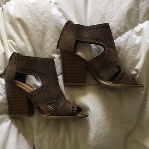 Brand New Qupid chunky heels